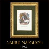 Fables of La Fontaine - Le Cygne et le Cuisinier