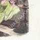 DÉTAILS 04 | Fables de La Fontaine - L'Ivrogne et sa Femme
