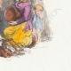 DÉTAILS 04 | Fables de La Fontaine - Les Membres et l'Estomac