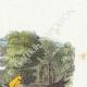 DÉTAILS 03   Fables de La Fontaine - La Mouche et la Fourmi