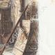 DÉTAILS 05 | Fables de La Fontaine - L'Homme et l'Idole de Bois