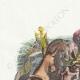 DÉTAILS 01 | Fables de La Fontaine - Tribut Envoyé par les Animaux à Alexandre