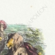 DÉTAILS 03 | Fables de La Fontaine - Tribut Envoyé par les Animaux à Alexandre