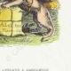 DÉTAILS 04 | Fables de La Fontaine - Tribut Envoyé par les Animaux à Alexandre