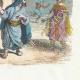 DÉTAILS 04 | Fables de La Fontaine - Le Chameau et les Batons Flottants