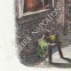 DÉTAILS 02 | Fables de La Fontaine - Le Loup, la Mère et l'Enfant