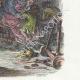 DÉTAILS 04 | Fables de La Fontaine - Le Loup, la Mère et l'Enfant