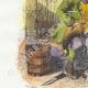 DÉTAILS 02 | Fables de La Fontaine - La Poule aux Oeufs d'Or