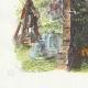 DÉTAILS 02   Fables de La Fontaine - Jupiter et le Métayer