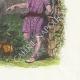 DÉTAILS 04   Fables de La Fontaine - Jupiter et le Métayer