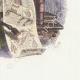 DÉTAILS 04   Fables de La Fontaine - Le Mulet se Vantant de sa Généalogie