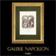 Fables of La Fontaine - La Discorde
