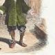 DÉTAILS 04   Fables de La Fontaine - L'Ingratitude et l'Injustice des Hommes Envers la Fortune