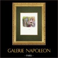 Fables of La Fontaine - La Fille