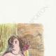 DÉTAILS 03 | Fables de La Fontaine - La Fille
