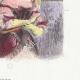 DÉTAILS 04 | Fables de La Fontaine - La Fille