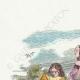 DÉTAILS 01 | Fables de La Fontaine - Tircis et Amarante