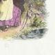 DÉTAILS 04 | Fables de La Fontaine - Tircis et Amarante
