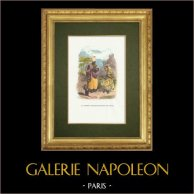Fables of La Fontaine - La Souris Métamorphosée en Fille
