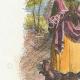 DÉTAILS 02 | Fables de La Fontaine - La Souris Métamorphosée en Fille