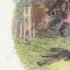 DÉTAILS 02   Fables de La Fontaine - Le Dépositaire Infidèle