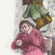 DÉTAILS 02 | Fables de La Fontaine - Le Fou Qui Vend la Sagesse