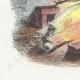 DÉTAILS 02 | Fables de La Fontaine - Le Cierge
