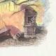 DÉTAILS 04 | Fables de La Fontaine - Le Cierge