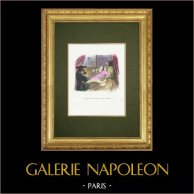 Fables of La Fontaine - Le Mari, la Femme et le Voleur