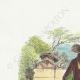 DÉTAILS 01   Fables de La Fontaine - L'Enfouisseur et son Compère