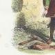 DÉTAILS 02   Fables de La Fontaine - L'Enfouisseur et son Compère