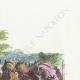 DÉTAILS 03   Fables de La Fontaine - Les Loups et les Brebis