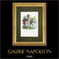 Fables of La Fontaine - Les Deux Aventuriers et le Talisman