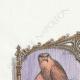 DÉTAILS 01 | Fables de La Fontaine - Le Roi, le  Milan et le Chasseur