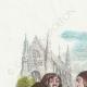 DÉTAILS 01 | Fables de La Fontaine - Un Fou et un Sage