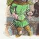 DÉTAILS 02 | Fables de La Fontaine - Un Fou et un Sage