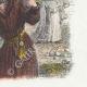 DÉTAILS 04 | Fables de La Fontaine - Un Fou et un Sage