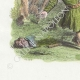 DÉTAILS 02 | Fables de La Fontaine - La Forêt et le Bucheron