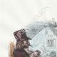 DÉTAILS 01   Fables de La Fontaine - Le Singe