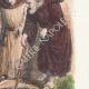 DÉTAILS 05   Fables de La Fontaine - Le Juge Arbitre, l'Hospitalier et le Solitaire