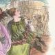 DÉTAILS 04 | Fables de La Fontaine - Daphnis et Alcimadure