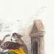 DÉTAILS 03 | Fables de La Fontaine - La Querelle des Chiens et des Chats et celle des Chats et des Souris