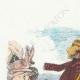 DÉTAILS 01 | Fables de La Fontaine - La Chauve Souris, le Buisson et le Canard