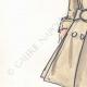 DÉTAILS 02 | Dessin de Mode - France - Paris - Années 1950/1960 8/47