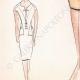 DÉTAILS 03 | Dessin de Mode - France - Paris - Années 1950/1960 22/47