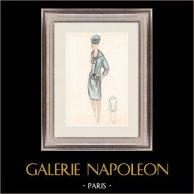 Fashion Drawing - France - Paris - Years 1950/1960 25/47