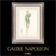 Fashion Drawing - France - Paris - Years 1950/1960 26/47