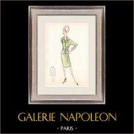 Modezeichnung - Frankreich - Paris - 1950er/1960er 27/47