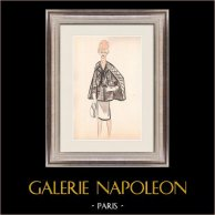 Modezeichnung - Frankreich - Paris - 1950er/1960er 29/47