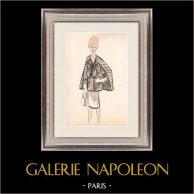 Fashion Drawing - France - Paris - Years 1950/1960 29/47